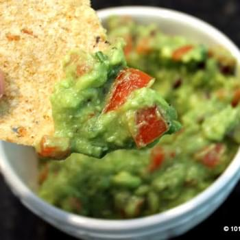 Guacamole – Fresh and Simple
