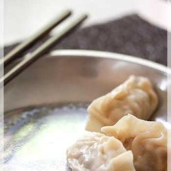 Home Made Dumpling Wrappers