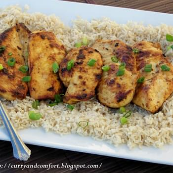 Lemon, Garlic and Cumin Chicken