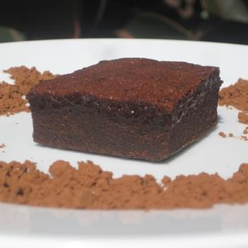 Cocoa Brownie Pudding Recipe