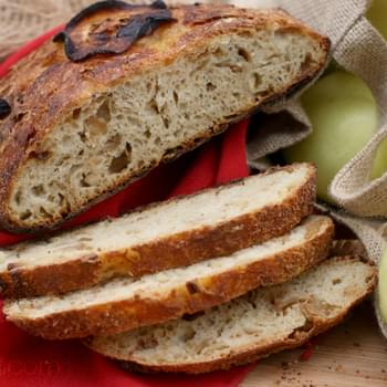 Triple Apple Bread