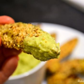 Avocado Dipping Sauce