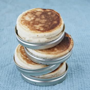 Just-like-thomas English Muffins