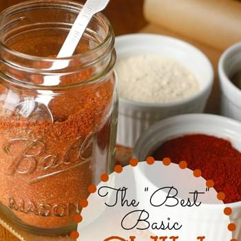 Basic Chili Powder