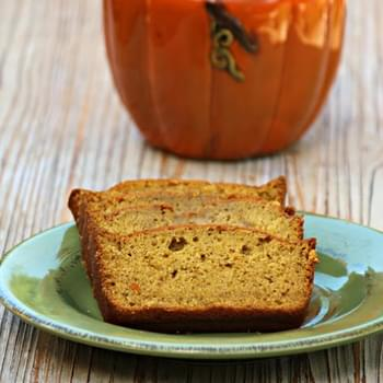 Old Fashion Pumpkin Bread