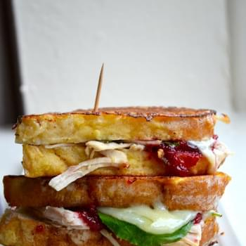 TURKEY & CRANBERRY MONTE CRISTO