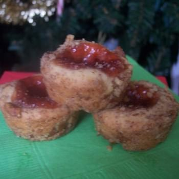 Nutty Jam Nests
