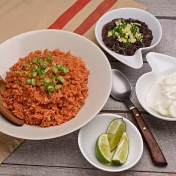 A Good, Basic Mexican Rice