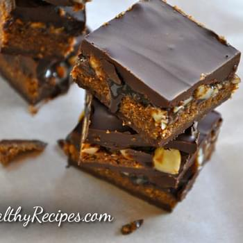 Real Healthy Snickers Bars