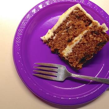 A Miniature Carrot Cake