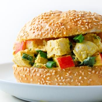 Curried Chicken Apple Salad