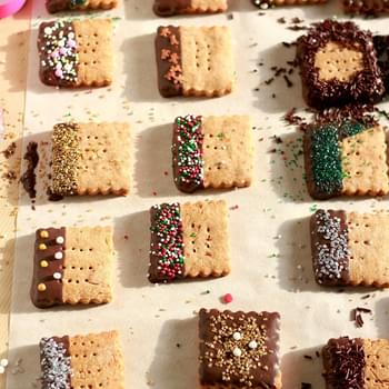 World's Healthiest Shortbread Cookies