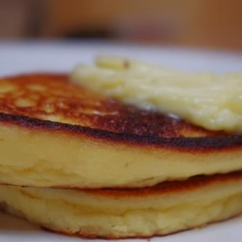 Grain-Free (and dairy-free) Fluffy Coconut Flour Pancakes, revisited