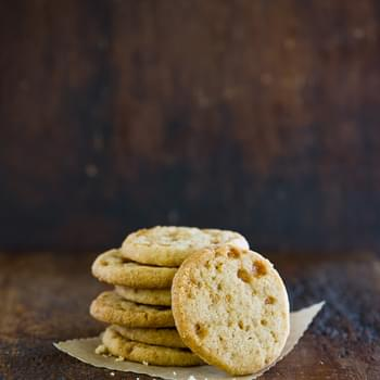 Brown Sugar-Butterscotch Slice-and-Bake Cookies