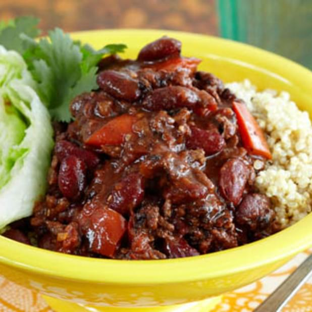 Olive's Best-ever Chilli Con Carne