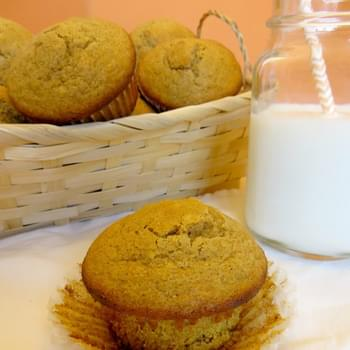 Delicious Spiced Gluten Free Muffin