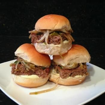 Wild Boar Pacific Rim Sliders