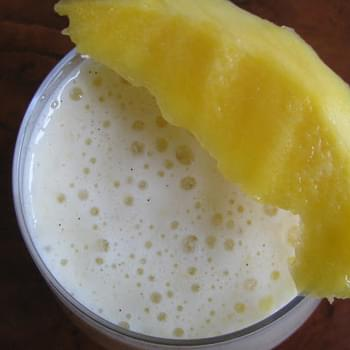 Mango Vanilla Bean Smoothie