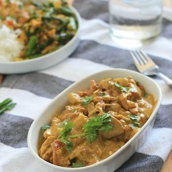 Indian Spiced Butter Chicken