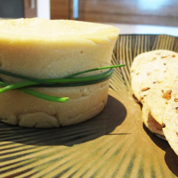 Homemade Vegan Cheese