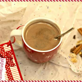 Chai Hot Chocolate Homemade Gift Idea – The Recipe Redux