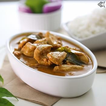 Curry Leaves South Indian Chicken
