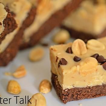 Chocolate Hazelnut Candy Bars