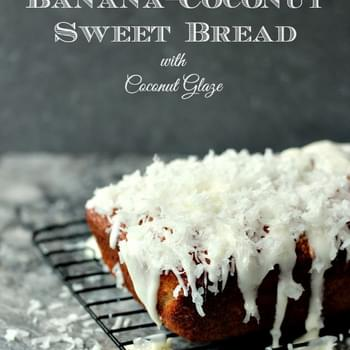 Banana-Coconut Sweet Bread