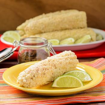 Elote (Mexican Grilled Corn on the Cob)