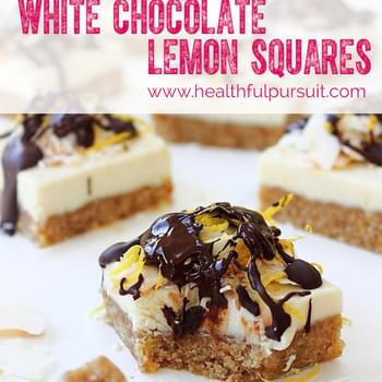White Chocolate Squares