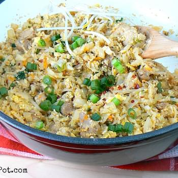 One-Pot Paleo Pork Fried Rice