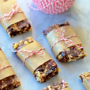 Cherry-Almond Power Bars