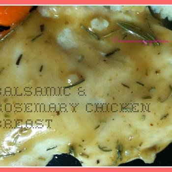 Rosemary And Balsamic Chicken Breast