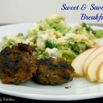 Sweet & Savory Pork Breakfast Bites