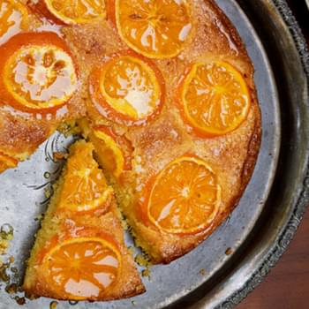Satsuma Orange Cake