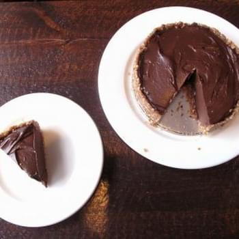 No-bake Chocolate Cream Pie