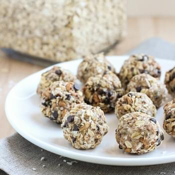 Almond Joy Energy Balls {no-bake, vegan and gluten-free}