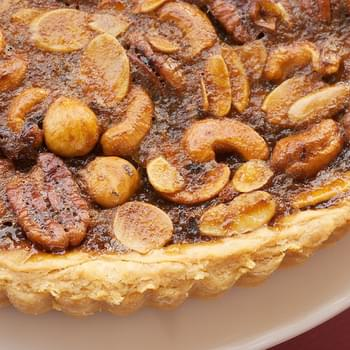 Mixed Nut Tart