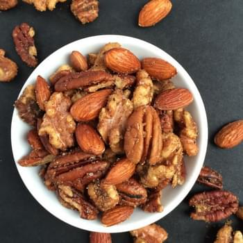 Indian-Spiced Mixed Nuts