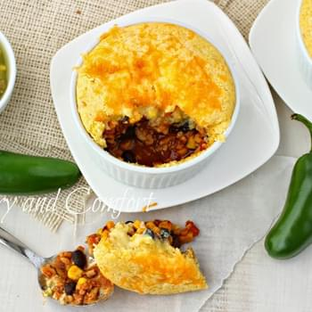 Taco Cornbread Casserole- Throwback Thursday