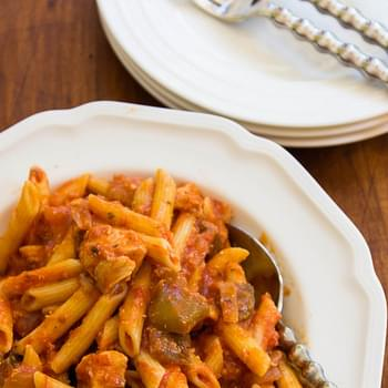 Chicken & Pepper Penne