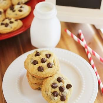 Best-Ever Soft, Chewy Chocolate Chip Cookies