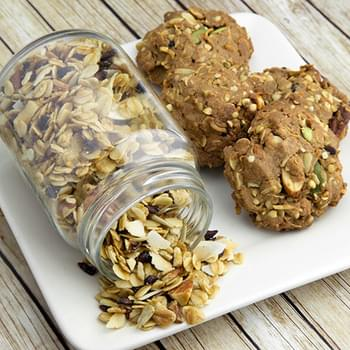 Maple Almond Toasted Muesli
