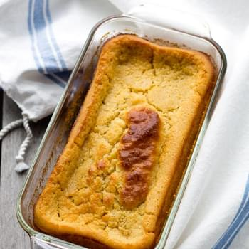 Golden Buttermilk Cornbread