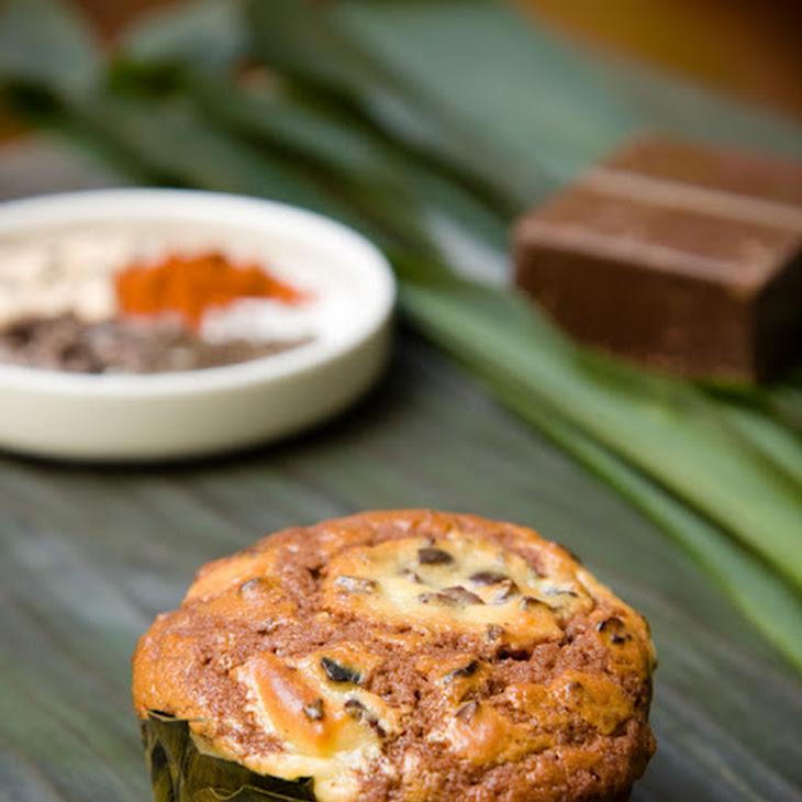 Black Thai Cupcakes Recipe