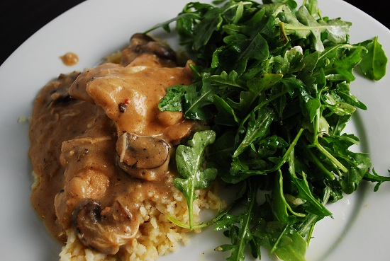 Recipes With Fat Free Cream Of Mushroom Soup