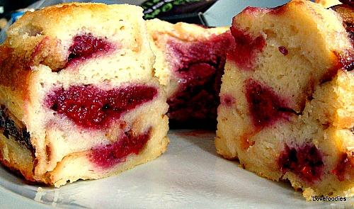 Fluffy Raspberry Ripple Bread Amp Butter Pudding Recipe