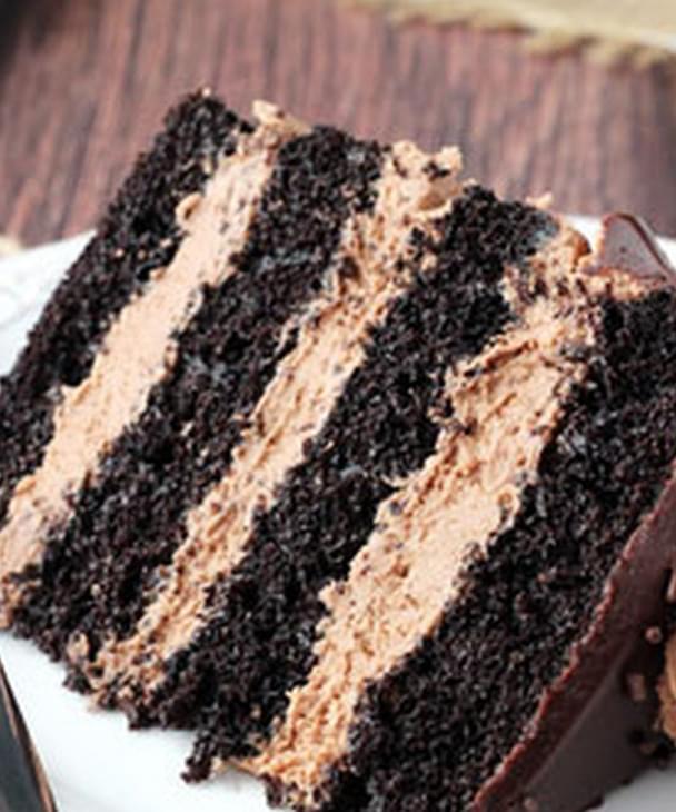 Pleasing Nutella Chocolate Cake Recipe Funny Birthday Cards Online Benoljebrpdamsfinfo