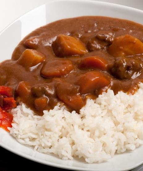 Japanese Beef Curry Curry Rice Recipe
