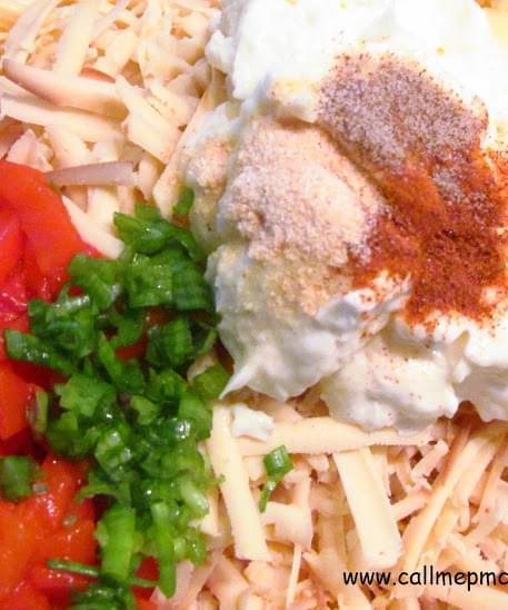 Gouda Pimento Cheese Recipe